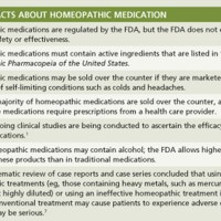 Homeopathic Medicine FAQs