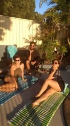 Katina, Brandon and Jazzy