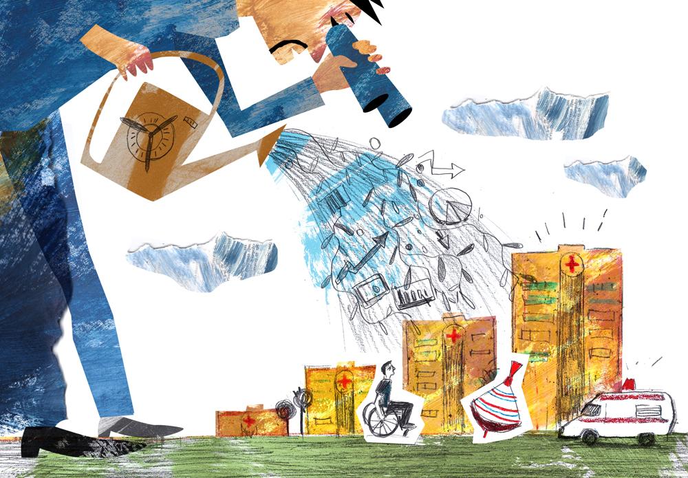 «Наши Баффеты и Гейтсы»: эксперты о развитии частной благотворительности богатых людей в России