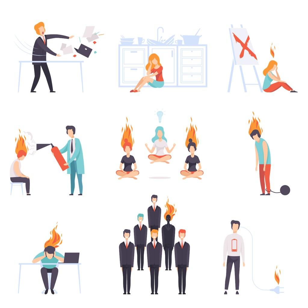 «Чтобы не сгореть самим»: сотрудники НКО о новом инструменте для работы с выгоранием