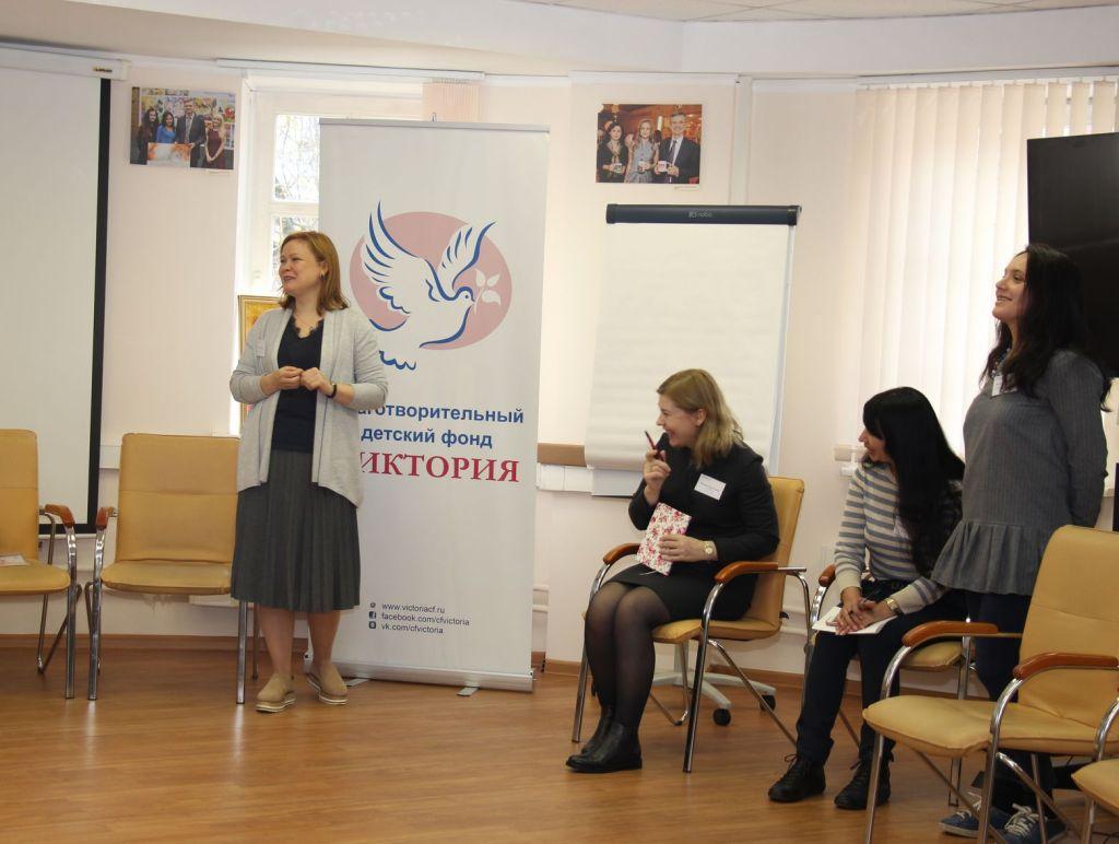 В Фонде «Виктория» состоялся онлайн круглый стол с презентацией итогов проекта «Развитие. Рост. Перспектива: Эффективные практики профилактики сиротства для СО НКО».