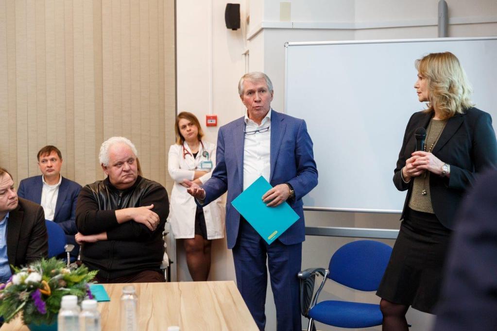 Ученый совет МЕДСИ – международный состав докладчиков и широкий круг тем