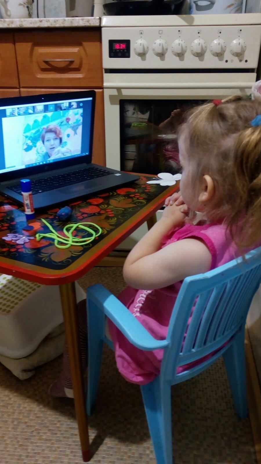 Бесплатные онлайн занятия для дошкольников