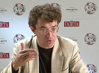 Александр Саверский, президент Лиги защиты прав пациентов. Фото: GZT.RU