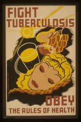 Obey the rules of health_TB Poster