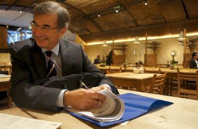Джон Кингстон, председатель Ассоциации благотворительных фондов Великобритании