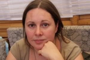 Елена Альшанская. Фото с сайта www.otkazniki.ru