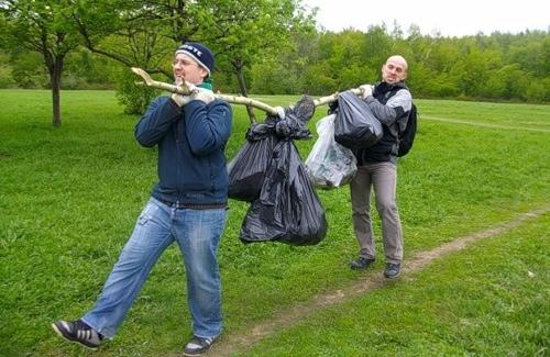 Чисто волонтерство. 100 тысяч россиян выходят на уборку