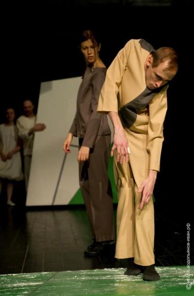 """Спектакль """"Отдаленная близость"""" - театральный проект, в котором особые актеры выступают на профессиональной сцене"""