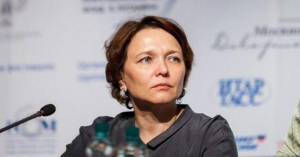 Генеральный директор Благотворительного фонда В. Потанина Лариса Зелькова