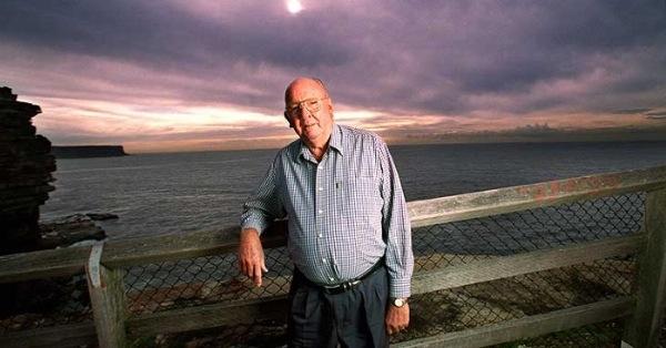 Дон Ритчи, ангел-хранитель самоубийц