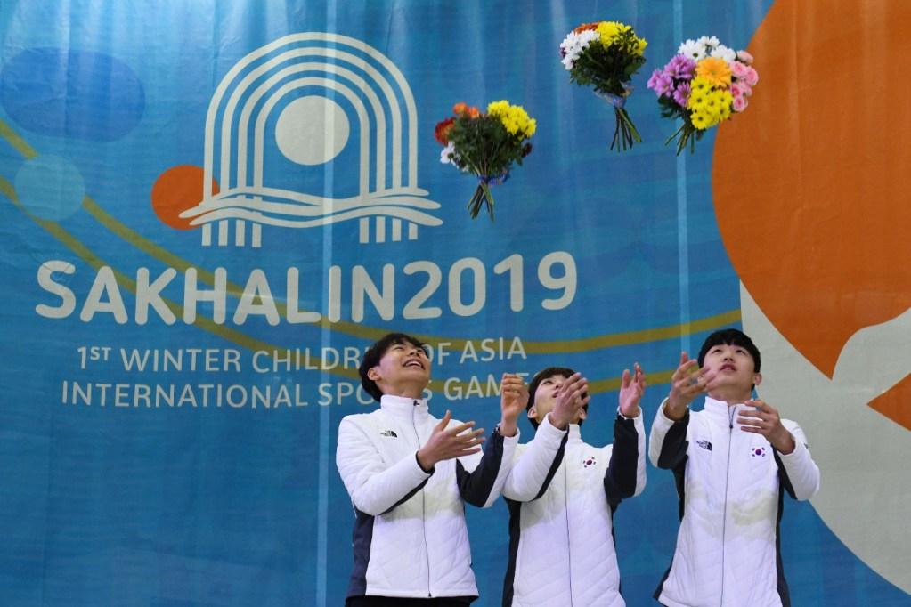 Первые зимние Международные игры «Дети Азии» открылись 9 февраля на Сахалине