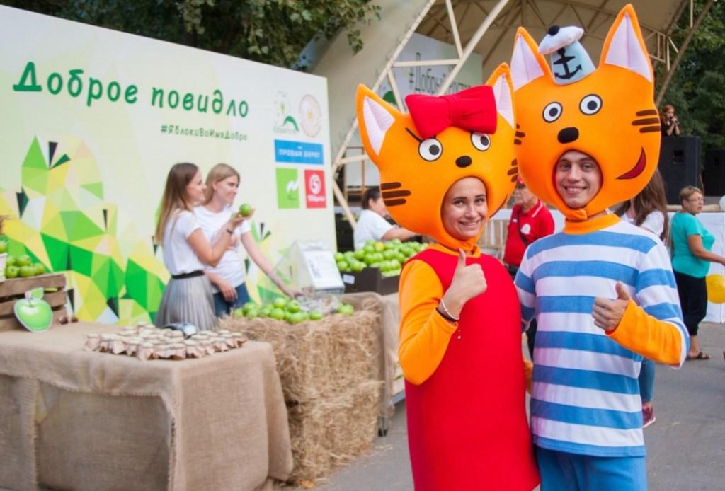 Рэп, 3 тонны яблок и 100 рублей с носа: примеры успешного фандрайзинга в регионах