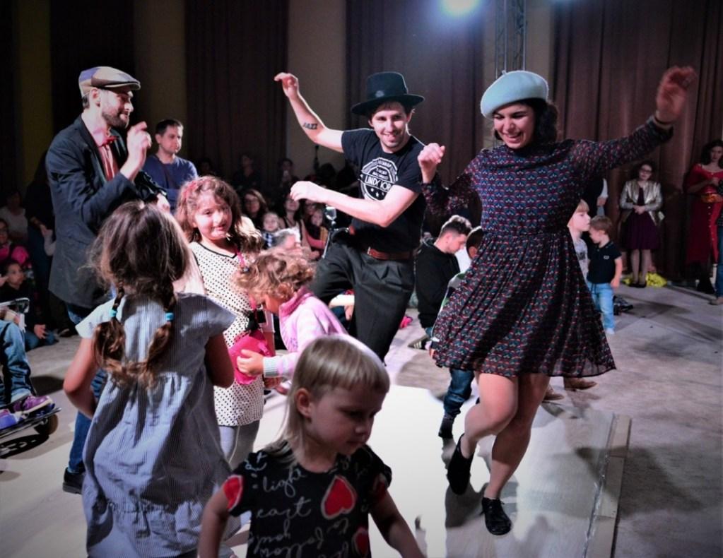 Благотворительный фестиваль «Особое детство. Jazz»!