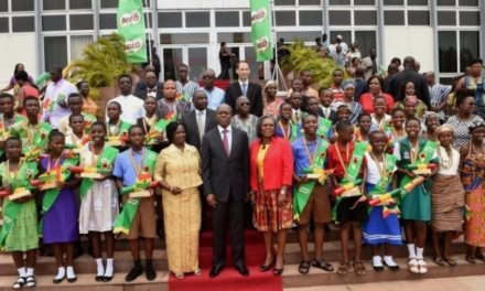 Nestlé Milo President's Independence Day Award honours twenty young pupils