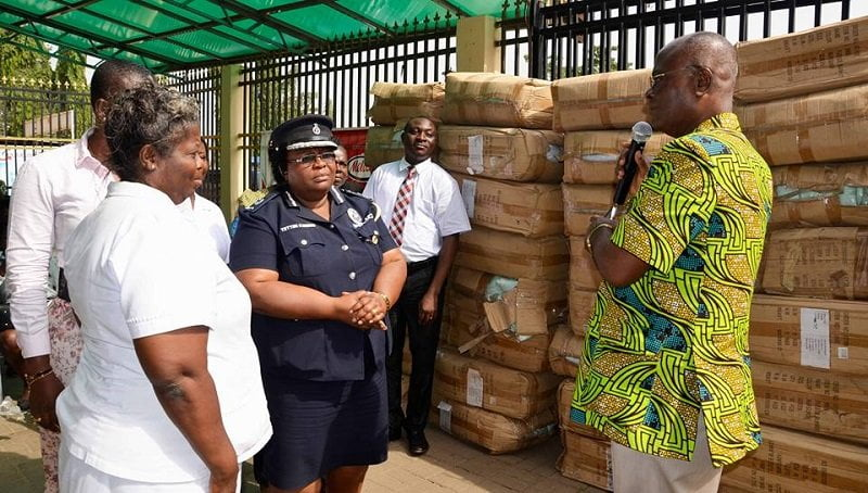Melcom Care Foundation donates baby blankets to 12 hospitals in Accra
