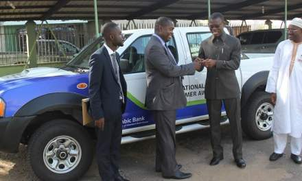Stanbic Bank supports 31st National Farmers Day