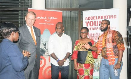 Dutch Govt supports young entrepreneurs in Ghana