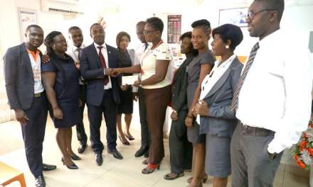Fidelity Bank supports Graphic Needy Trust Fund