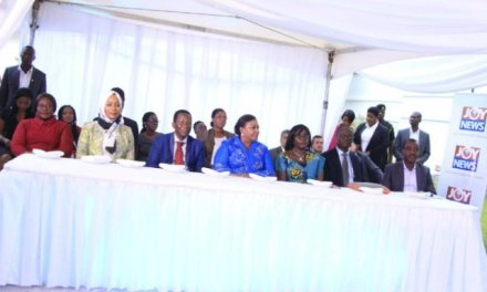 First Lady, Multimedia raise GHS7.7m for KATH Mother & Baby Unit