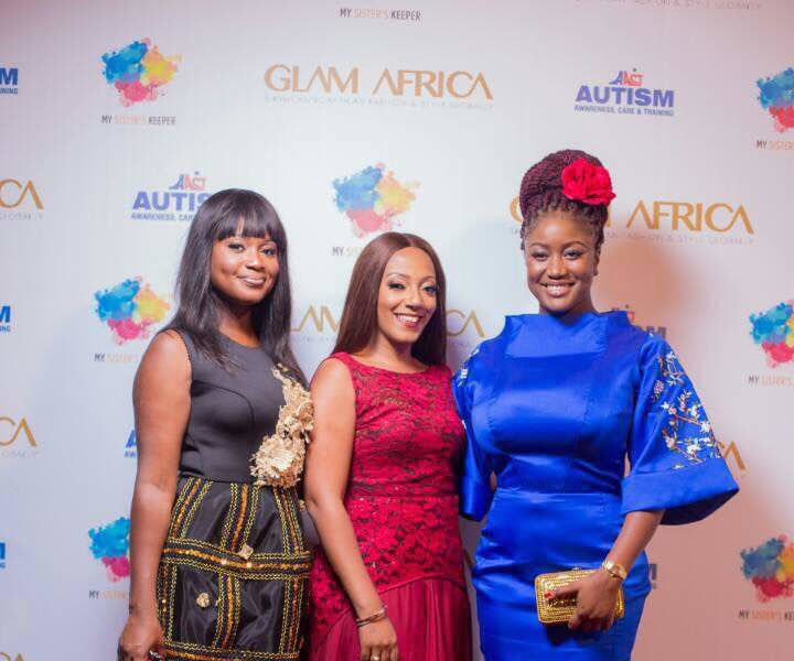 My Sister's Keeper and Glam Africa fundraise to support Autistic kids
