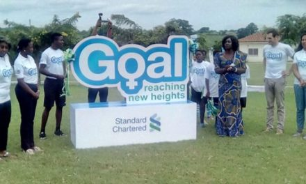 Stanchart launches Goal Project to empower girls