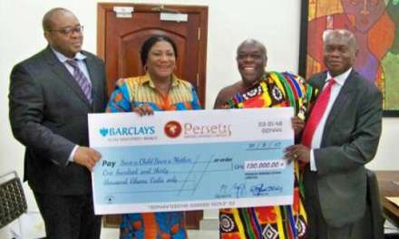 PMGL donates to Save a Child, Save a Mother fund