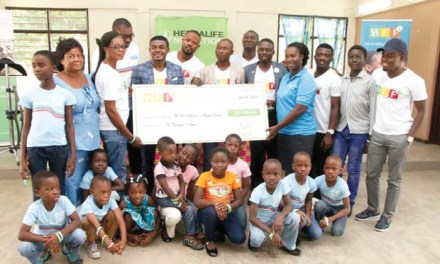 Herbalife Family commits to helping vulnerable children