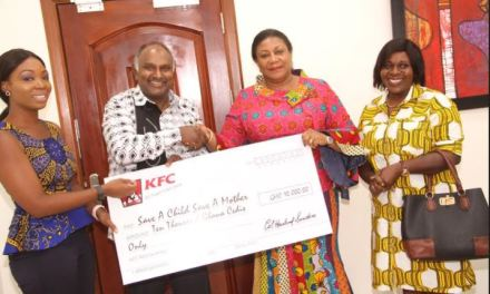 KFC supports 'Save a child, save a mother' project