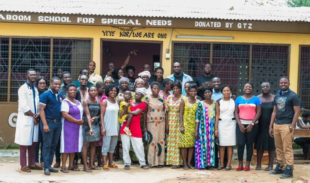 Electroland supports Chale Foundation