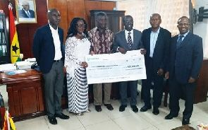 Chamber of Mines gives US$100K for STEM research