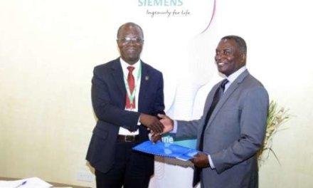 Siemens gives automation solution kits to KNUST College of Engineering