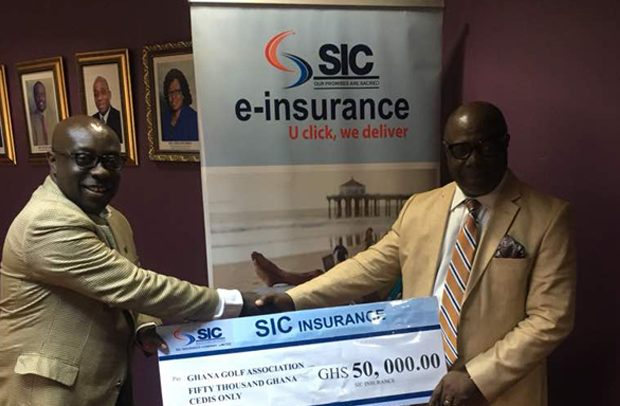 SIC supports 2e Head of State Golf competition