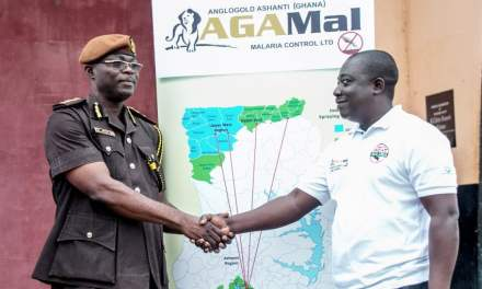 AngloGold malaria programme to spray prisons nationwide