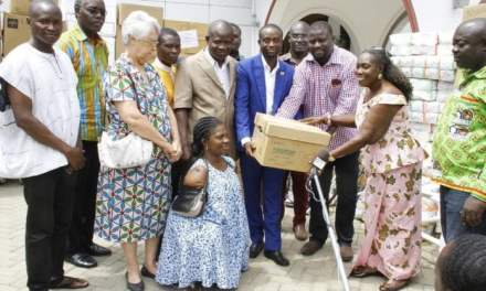 Rebecca Foundation gives equipment to six hospitals