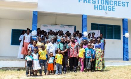 Siemens refurbishes Prestoncrest at Village of Hope