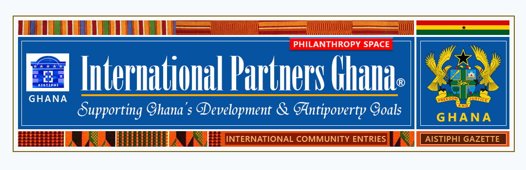 Banner for International Partners Ghana page