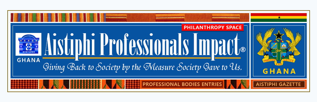 Banner for Professional impacts page - aistiphi gazette
