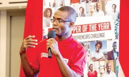 Total Ghana supports young entrepreneurs with GH¢180K