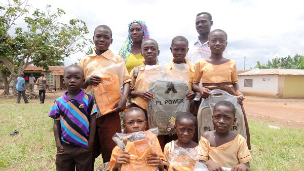 Nestle supports child labour rescue effort in Adansi-East