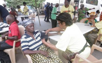 World Missions Possible hold health outreach in Juabeng
