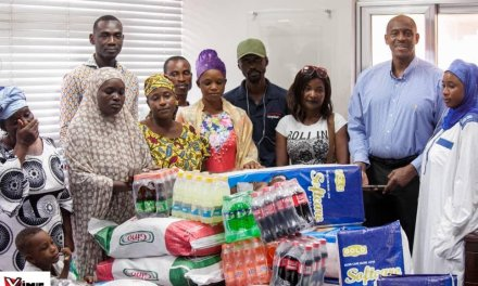 Coca-Cola assists families of May 9 Disaster victims
