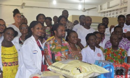 ICGC Trinity Temple gives to, adopts KATH Psychiatric Ward