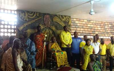 MTN donates in support of Kwahu Easter celebrations