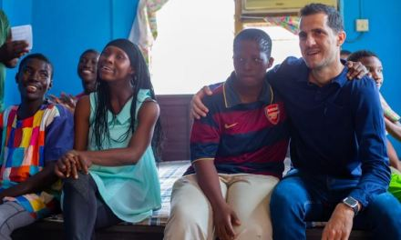 Orca Deco gives GHC125,570 furniture to five orphanages