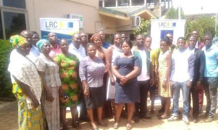 LRC trains 23 paralegals to protect children's rights