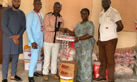 NAFCO supports SHS girls empowerment summer camp