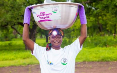 SEHP trains 1,200 Women in quality shea picking