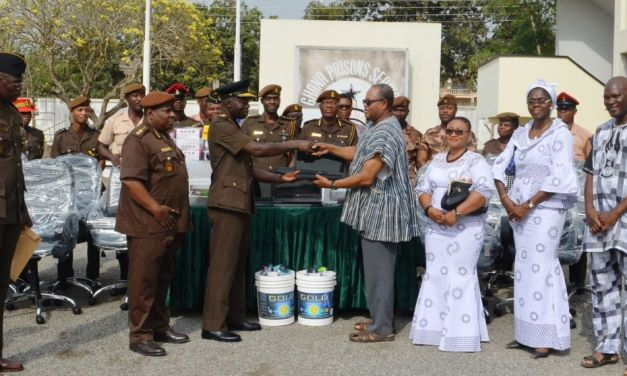 Prisons UN Peacekeepers give to French Resource Center