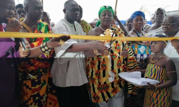 Obed Asante builds GHC900k emergency unit for Chiraa